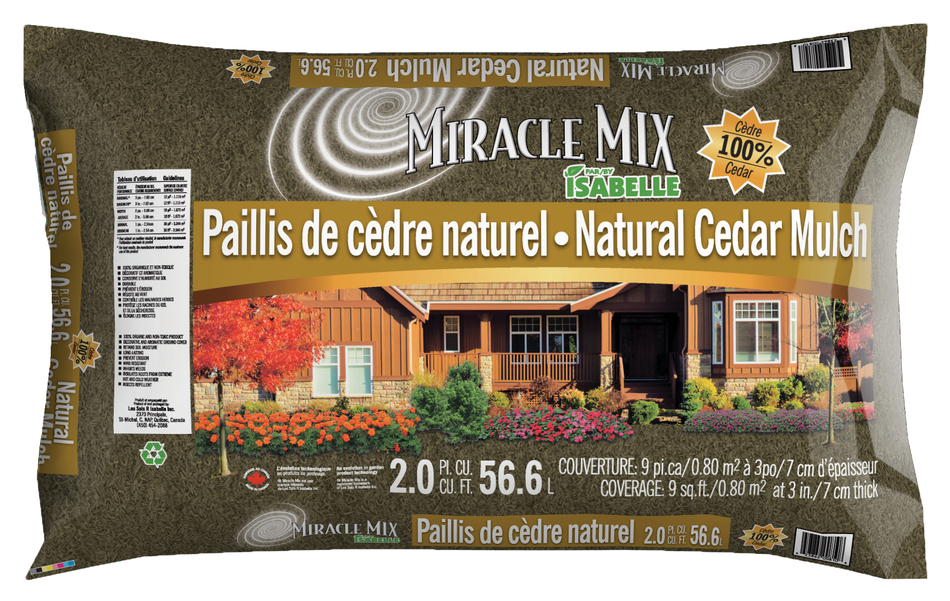 3DMiracleMixMulchnaturel2PC