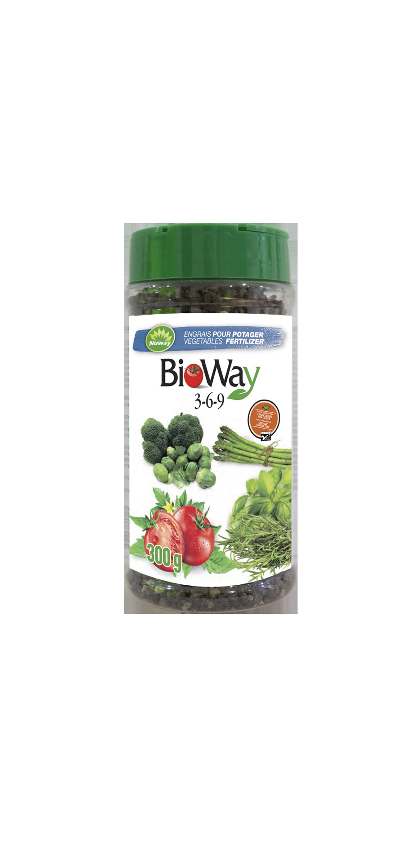 Pots Bioway 3-6-9 site web