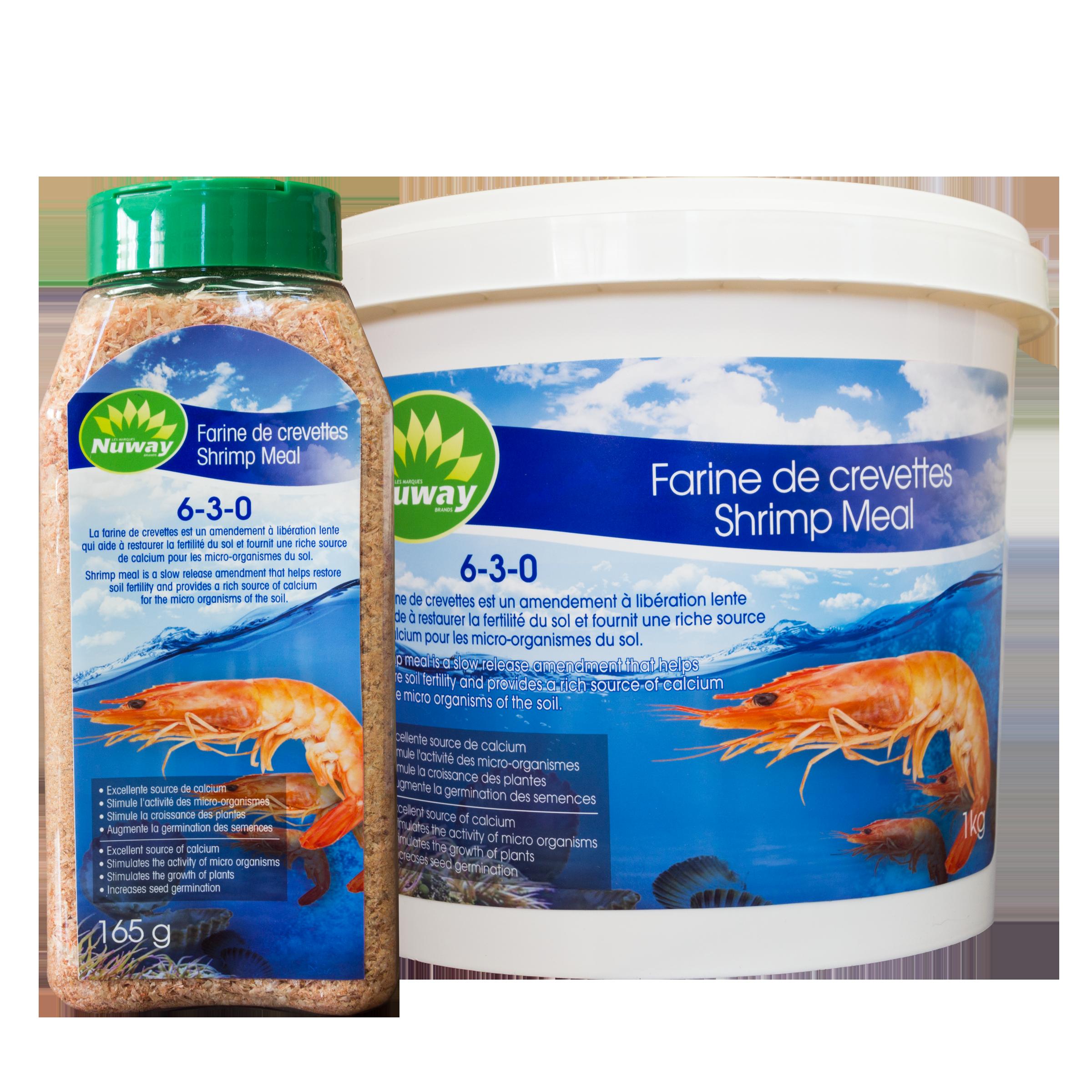 Farine de crevettes Nuway DUO