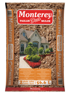 PAILLIS MONTEREY NATUREL 2PC 3D ALLONGÉ