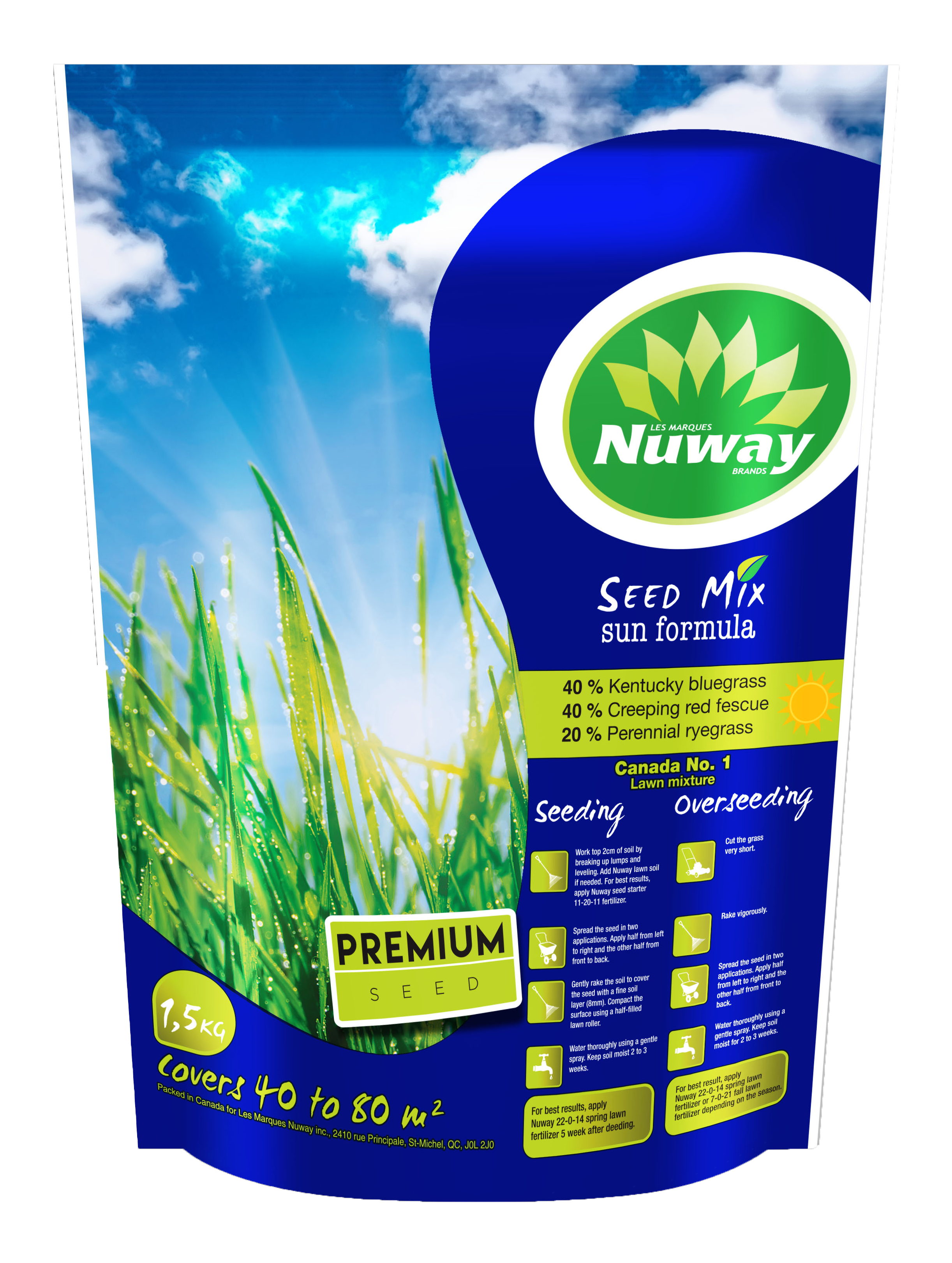 Nuway_Gazon Soleil_1.5 kg ang_3D